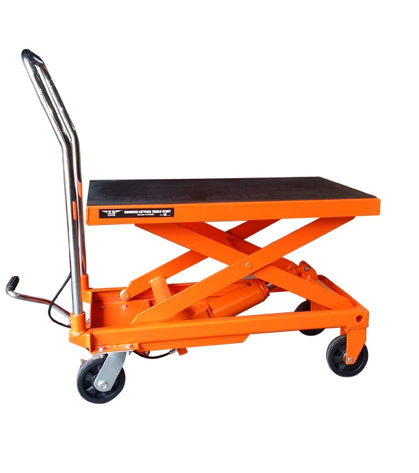 Lifting Table Cart